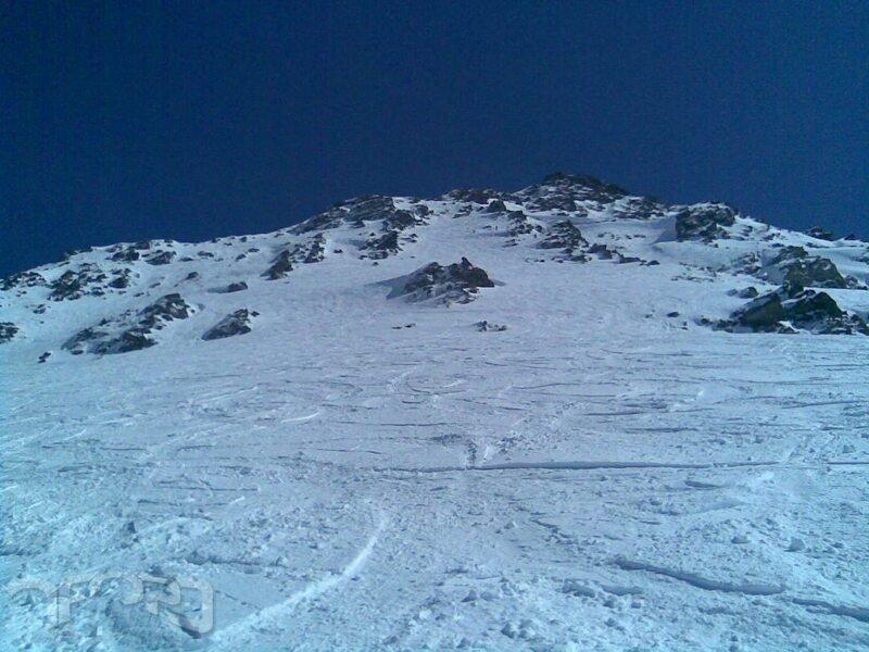 Foto Mont Gelé